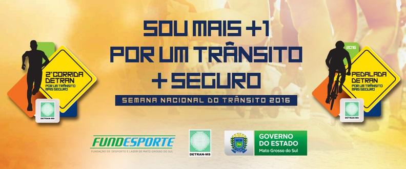 Confira os resultados da corrida de rua do Detran-MS em Dourados