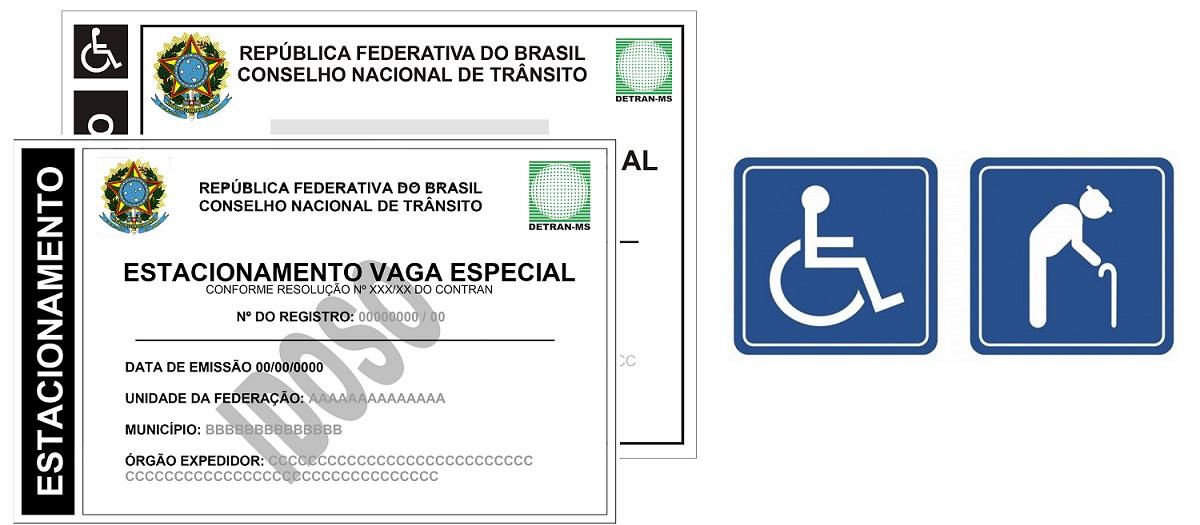 Detran emite cartão de estacionamento em cidades com trânsito não municipalizados