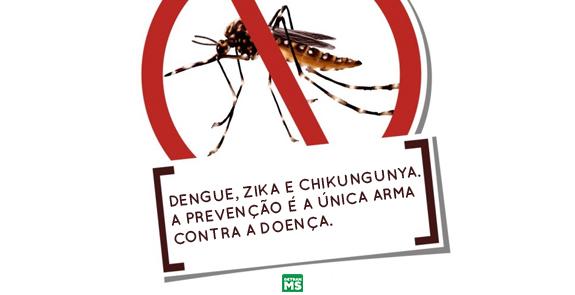 Detran-MS mobiliza servidores no combate ao Aedes Aegypti