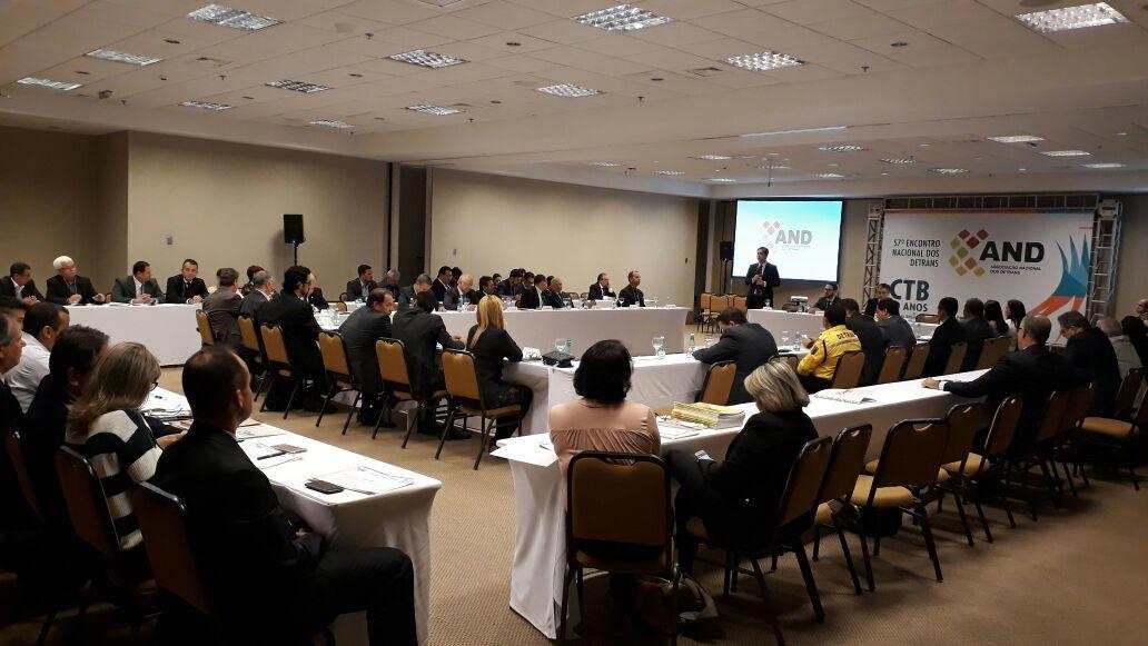 AND promove 1º Encontro das Operações Lei Seca do Brasil